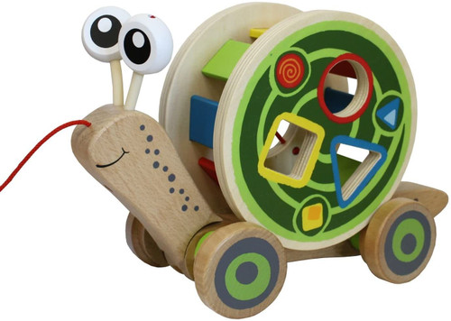 Hape Walk Along Snail