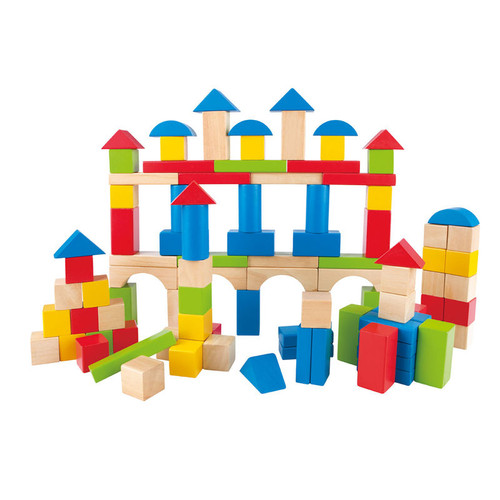 Hape Up and Away Blocks 12mon+