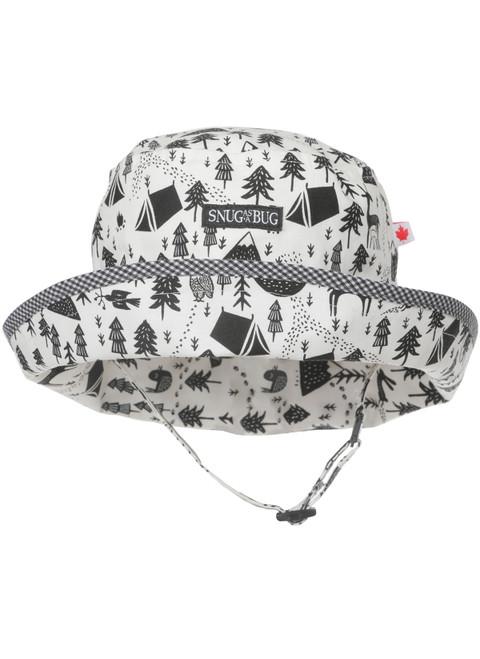 Roam Free Baby Sun Hat || Roam Free Sun Hat,  Front View
