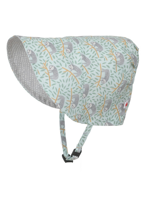 Hangin' Out Bonnet || Hangin' Out Bonnet, Side View with Brim
