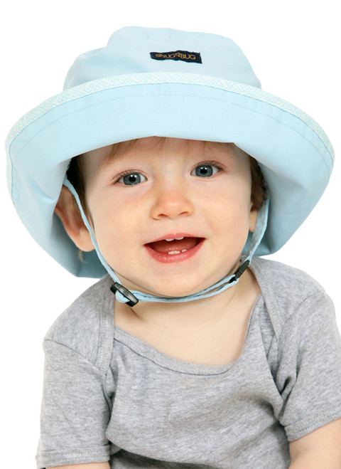 Wonder & Dream UPF 50+ Sun Hat  || Hugh, 12 months old is wearing size 1-2