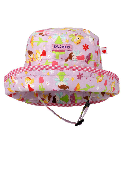 Fairy Princess Adjustable Sun Hat || Fairy Princess Adjustable Sun Hat, Front View