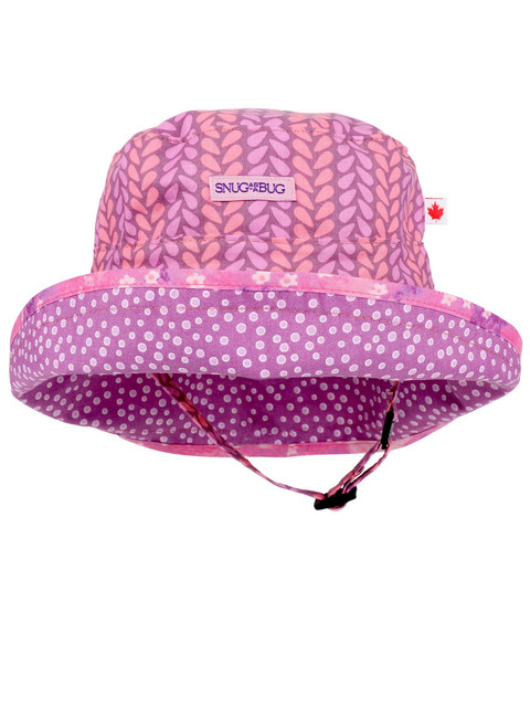 Be Fabulous! Adjustable Sun Hat || Be Fabulous! Adjustable Sun Hat, Front View
