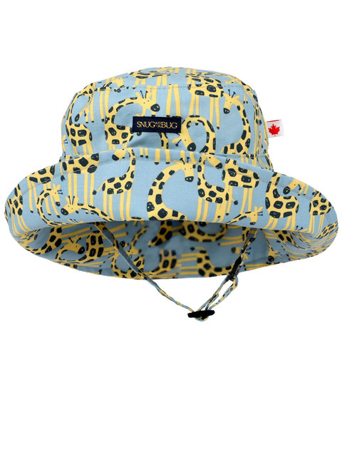 Look Up! Adjustable Sun Hat || Look Up! Adjustable Sun Hat, Front View