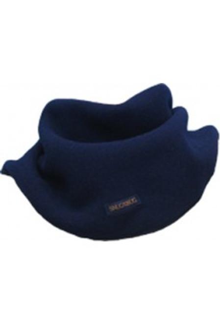 blue children's scarf