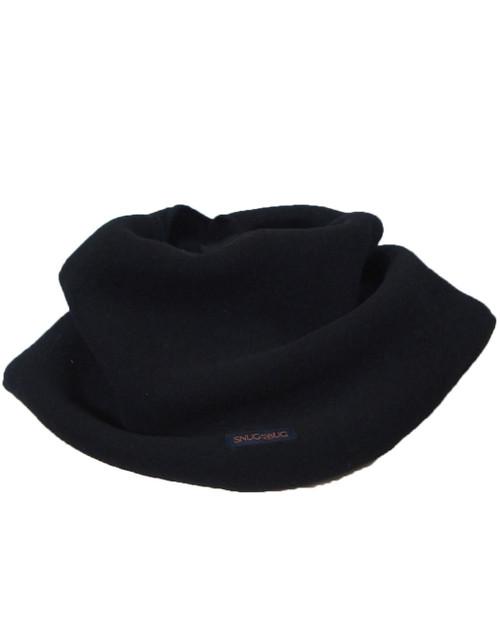 Black Adjustable Scarf