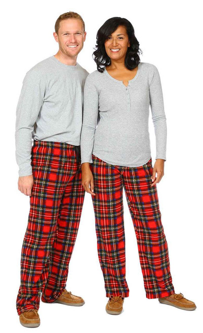 Christmas Plaid Unisex Pant