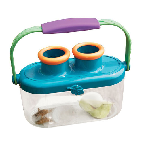 Educational Insights Bugnocular toy insect habitat and viewer