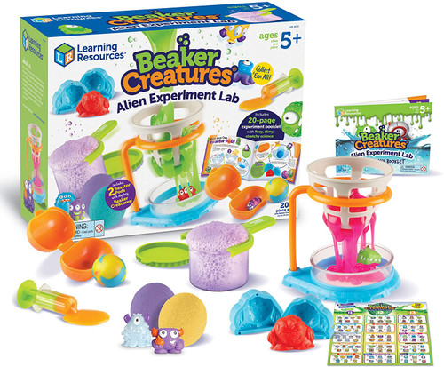 Beaker Creatures: Alien Lab