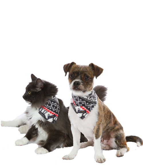 Cozy Cottage Pet Bandana