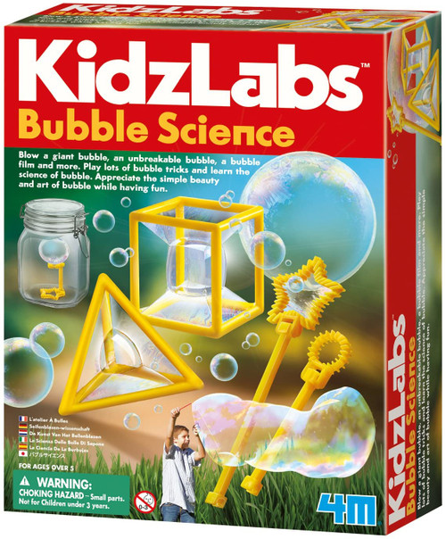 Bubble Science Kit 5yrs+