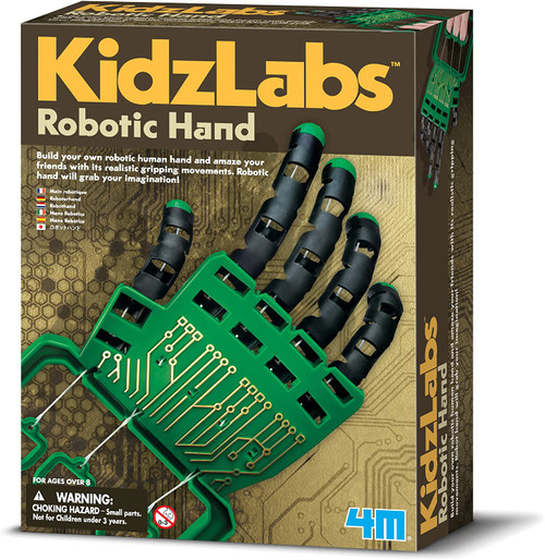 Robotic Hand Kit 8+