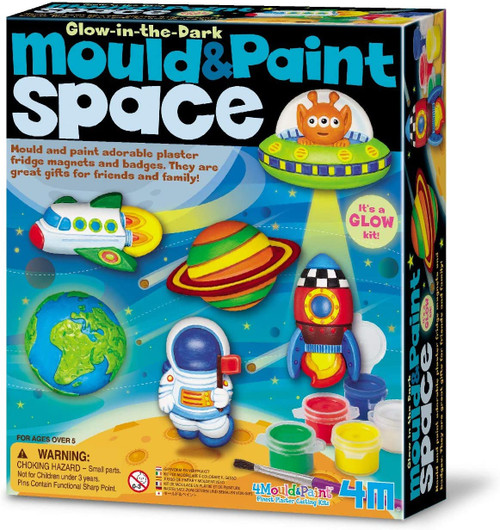 Mould and Paint-Space 5yrs+
