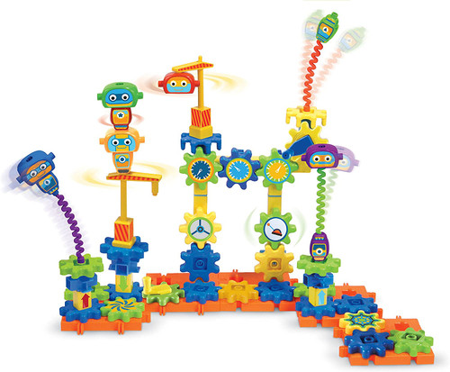 Gears! Robot Factory 4yrs+