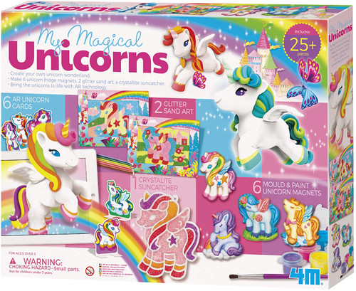 My Magical Unicorns Kit 5+