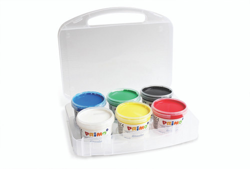 Finger Paints in Case 2yrs+