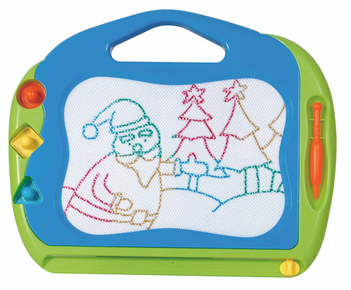 Colour Magnetic Drawing Board 3yrs+
