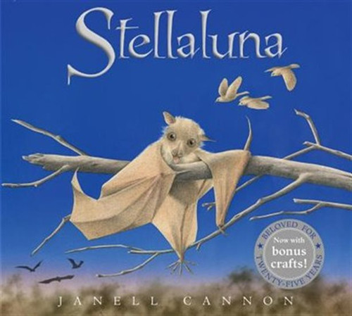 Stellaluna Board Book