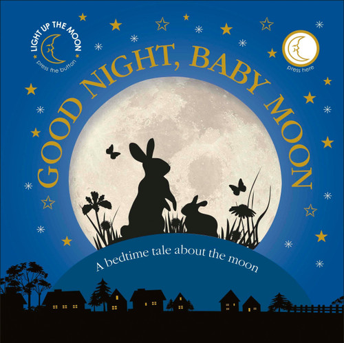 Goodnight Baby Moon Book