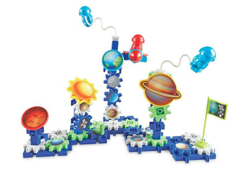 Gears! Space Explorers Set 4yrs+