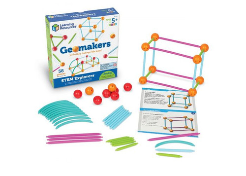 Stem Explorers Geomakers Kit 5yrs+
