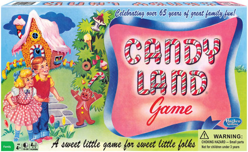 Candyland 65th Anniversary Edition 3yrs+