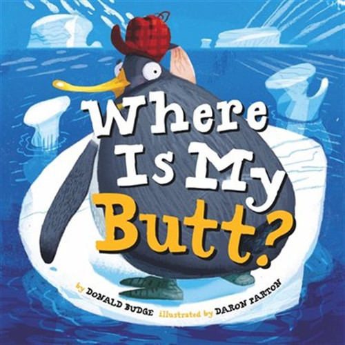 Where's My Butt?
