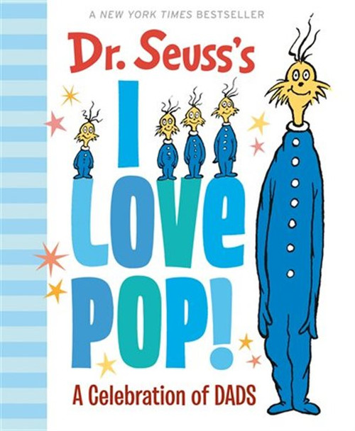 Dr. Seuss I Love Pop