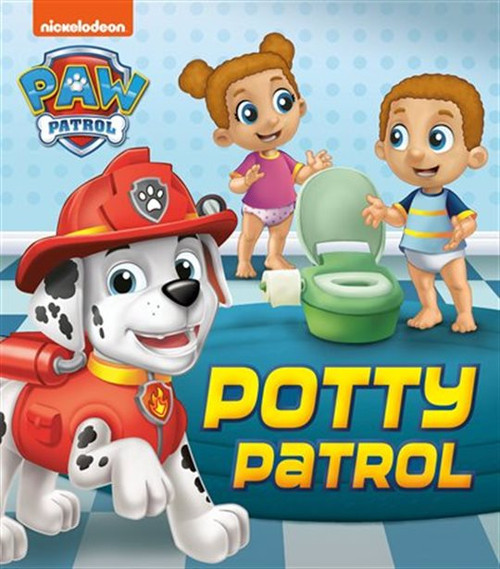 Potty Patrol Book
