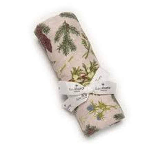 Loulou Lollipop Muslin Swaddle-Autumn Lane