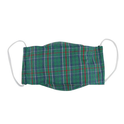 Adult Cloth Mask-Tartan
