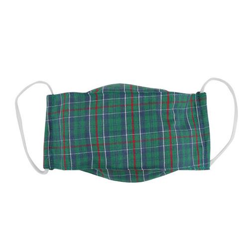 Adult Cloth Mask-Tartan