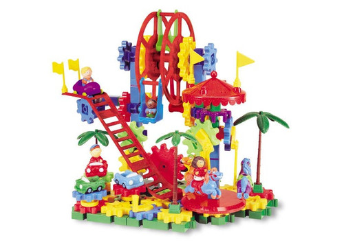 Gears! Gears! Gears! Dizzy Fun Land building toy