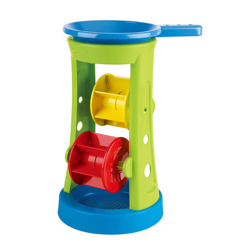Hape Double Sand and Water Wheel toy