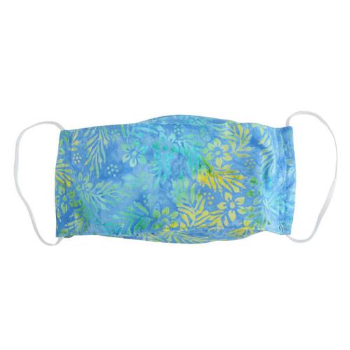 Adult Cloth Mask - Batik Sea