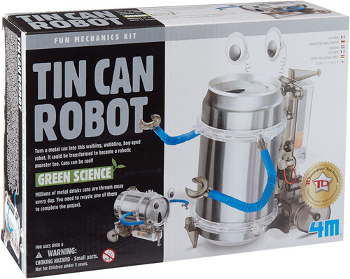 Tin Can Robot 5+