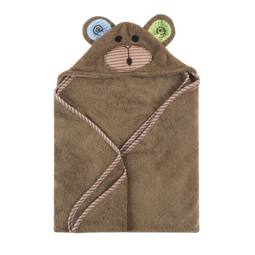 Hooded Baby Towel-Max Monkey