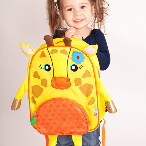 Backpack-Jaime Giraffe