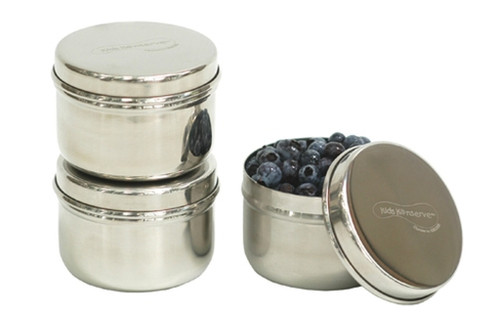 U Konserve 3 mini stainless steel containers