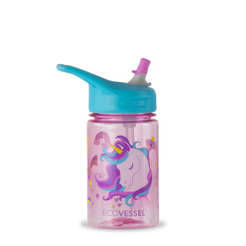 Splash Tritan Bottle-Unicorn