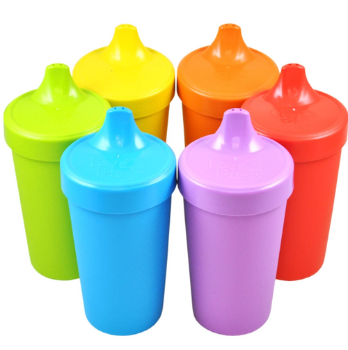 RePlay Recycled No-Spill Sippy