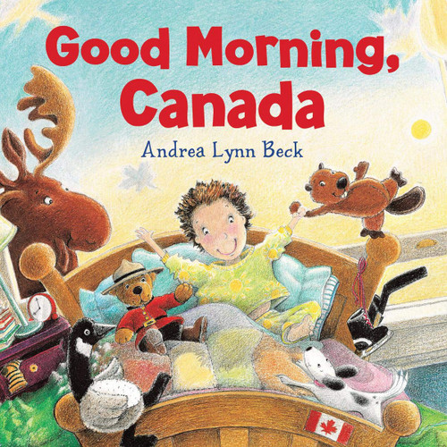 Cover of Good Morning Canada board book