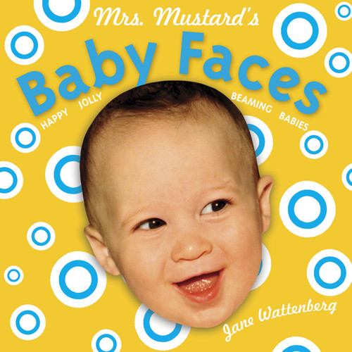 Mrs Mustards Baby Faces Book