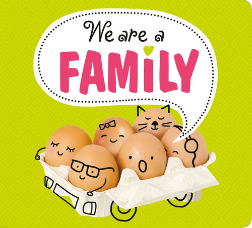 We Are A Family Book