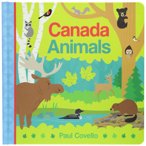 Canada Animals Book