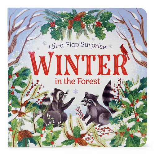 Winter in the Forest board book