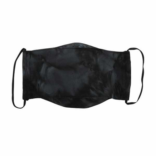 Adult Cloth Face Mask-Batik Back in Black