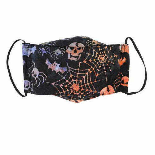 Adult Cloth Face Mask-Batik Boo