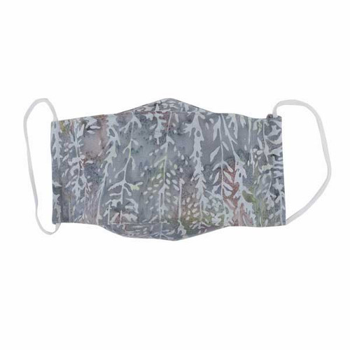 Adult Cloth Face Mask-Batik Icicle