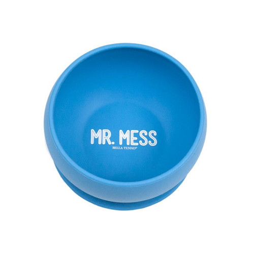 "Bella Tunno wonder bowl ""Mr. Mess"" blue"